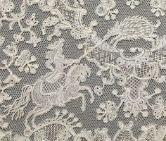 18th century lace for shirt