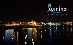 Lumina Light Festival, Cascais, Portugal https://www.facebook.com/LUMINA.Festival   #website #festival #cascais