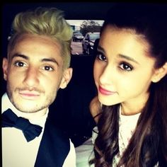 Ariana & Frankie Grande Should Work Together & Here Are 8 Ways To Make it Happen