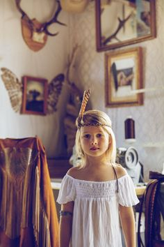 Children of the Tribe – Children of the Tribe and Buffalo Girl