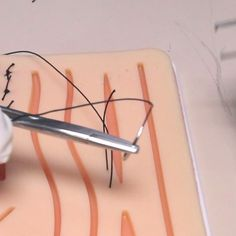 Nurse Discover The Best SUTURE KIT with Free Ebook (Rated ) Invest in your future and order yours today! Our Suture Kit comes with a free ebook that will teach you how to perform the most important suturing techniques and knots correctly! Nursing School Notes, Medical School, Suture Kit, Surgical Tech, Surgical Suture, Medical Anatomy, Emergency Medicine, Med Student, Medical Information
