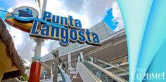 Start your weekend shopping and having fun at @PuntaLangosta.