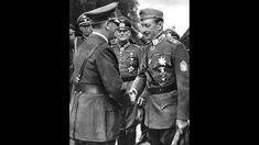 The Hitler and Mannerheim Recording is a recording, made in secret, of a conversation between Adolf Hitler and Carl Gustaf Emil Mannerheim in Thor Cross Of Iron, Thor, Operation Barbarossa, Military Officer, The Third Reich, Red Army, National League, Ancient Rome, War Machine