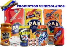 Productos Venezolanos en el Rincon de la Abuela Venezolana www.elrincondelaabuelavenezolana.com