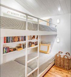 Habitaciones infantiles y juveniles, un mundo de sueños y aventuras - Estantes