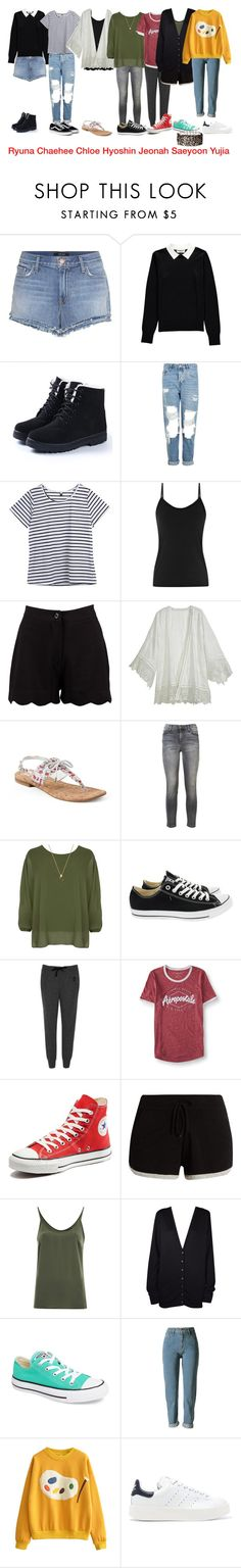 """""""Star Beam Debut Project #3: """"Playing With Fire"""""""" by princessmax on Polyvore featuring J Brand, Essentiel, Topshop, Boohoo, Calypso St. Barth, Dana Buchman, Current/Elliott, WearAll, Converse and Wildfox"""