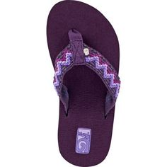Teva Mush II Flip-Flops - Girls
