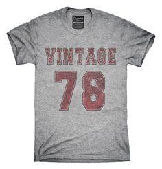 1978 Vintage Jersey