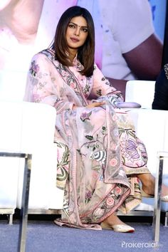 Priyanka Chopra Hot HD Photos & Wallpapers for mobile Priyanka Chopra Images, Priyanka Chopra Hot, Indian Attire, Indian Wear, Indian Suits, Embroidery Suits, Machine Embroidery, Embroidery Designs, Pakistani Formal Dresses