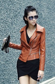 This Girls Leather Jacket has been carefully designed and created with substantial interest to details maintaining quality at affordable best prices. The inner comfort is soothing and made in best fabric lining reducing sweat odor. The quality and design, in addition to substantial interest with elegancy in design is the center of our business, here at Celebritysuits.com.  instead Of $382 You Can Get This Girls Leather Jacket In Just $136.
