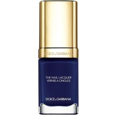 Dolce & Gabbana Make-up The Nail Lacquer (€23) ❤ liked on Polyvore featuring beauty products, nail care, nail polish, nails and accessories