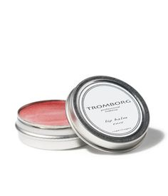 Tromborg Lip Balm Rose love this just the right amount of color
