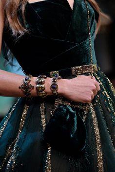 ELIE SAAB Haute Couture Autumn Winter 2017-18 | Accessories
