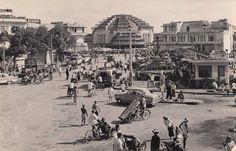 Central Market, Phnom Penh, [1960s], #Cambodia   © unknown