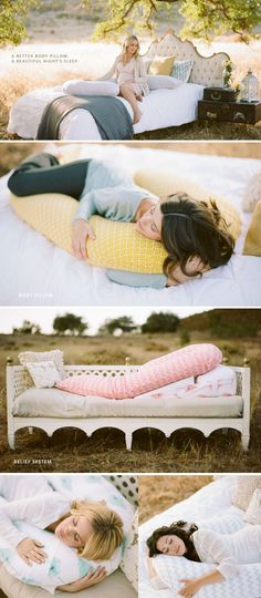 Full Body Pregnancy Pillows « Spearmint Baby