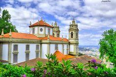 Bom Jesus do Monte, Braga, Portugal:) Foto de Joaquim Rios