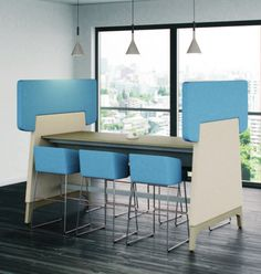 Rendezvous Table - Product Page: http://www.genesys-uk.com/Rendezvous-Table.Html  Genesys Office Furniture Homepage: http://www.genesys-uk.com  The Rendezvous Table is a multi-functional system providing solutions for breakout, touch down areas and structured office environments.