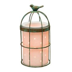 I love these Silhouette warmers!  These beautiful etched warmers feature wraps that you can change with the seasons, or just for a new look!  Featured here: Birdcage Scentsy Silhouette Warmer