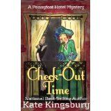 Check-Out Time. Pennyfoot mystery #5 for the Kindle!