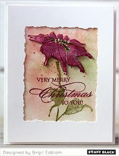 Let's Be Merry!   The Penny Black Blog