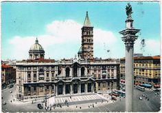 ROMA - Chiesa di Santa Maria Maggiore - 1959
