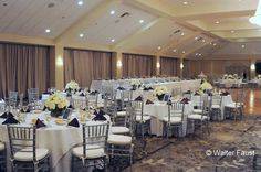 Wedding Reception in Grand Ballroom