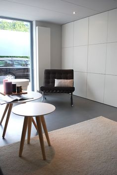Femkeido Interior Design Love the cabinet Wall