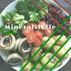 Mikronährstoff: Mineralstoffe #Ernährung #Diät #diet #Gesundheit #health #nutrition #Mineralstoffe #minerals