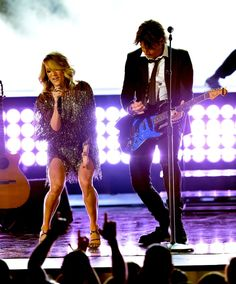 We Need To Talk About Carrie Underwood's Legs At The ACM Awards