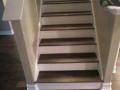 Flooring For Stairs, Walnut Floors, Solid Wood, Home Decor, Decoration Home, Room Decor, Interior Design, Home Interiors, Interior Decorating