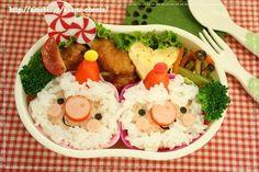 Christmas Bento