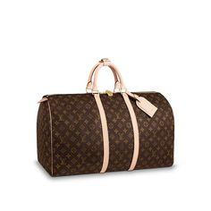 Monogram TRAVEL All Collections Keepall 55  74a04a40e4b7a