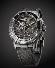 Zenith, presenta su nuevo reloj STRATOS SPINDRIFT | Relojes de Lujo - El Portal de Relojería - Catalogo de Reloj