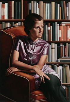catherine abel | Catherine Abel: Portrait of Julia Leigh :: Archibald Prize 2006 :: Art ...