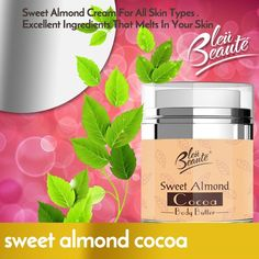 Cocoa body butter cream is a natural nourishing cream, soft and melts easily. Useful for DIY creams, balms, lotions and soaps and ideal for stretch marks (*)