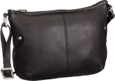 Bodenschatz It Takes Two Crossover Bag Black - Umhängetasche