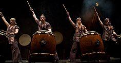 Mugenkyo Taiko Drummers
