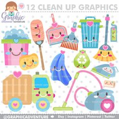 Clean Up Graphics for Commercial Use by www.GraphicAdventure.etsy.com