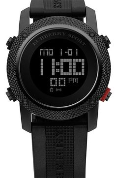 Burberry Digital Watch