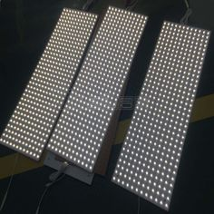 super bright led panel backlight signs