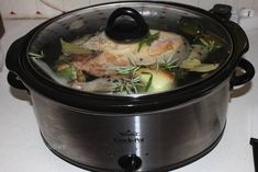 SlowCooker, CrockPot, Schongarer: ein unverzichtbares Küchengerät zum Niedertemperaturgaren - mehr Geschmack, perfekte Konsistenz - ein wahrer Genuss!