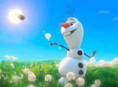 "Which ""Frozen"" Character Are You? IM OLAF!!!! IN SUUUUMMMMMMMMMMEEEEEERRRRRR!!!"