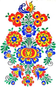 Desenler Home Trends florida home sales trends Folk Art Flowers, Flower Art, Folk Embroidery, Embroidery Designs, German Folk, Polish Folk Art, Scandinavian Folk Art, House Ornaments, Mandala Art
