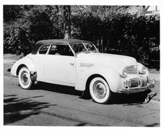 1940 Graham Hollywood Convertible Coupe Photo Poster Z0521