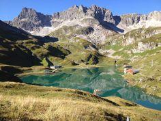 16 The treasure in Zürsersee lake - Der Grüne Ring
