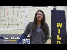 Meet the 2015 Cazenovia College Women's Volleyball team!