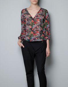 Shirts - Woman - ZARA United States