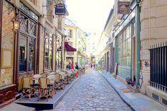 Cour du Commerce Saint-André - Paris la douce, blog parisien lifestyle, culture, sorties, street art : Paris