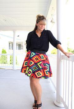 Circle Skirt DIY