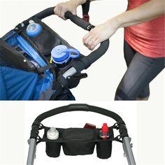 Great buggy stroller convenient stroller cup holder baby stroller accessories baby bottle holder pram accessories bag organizer